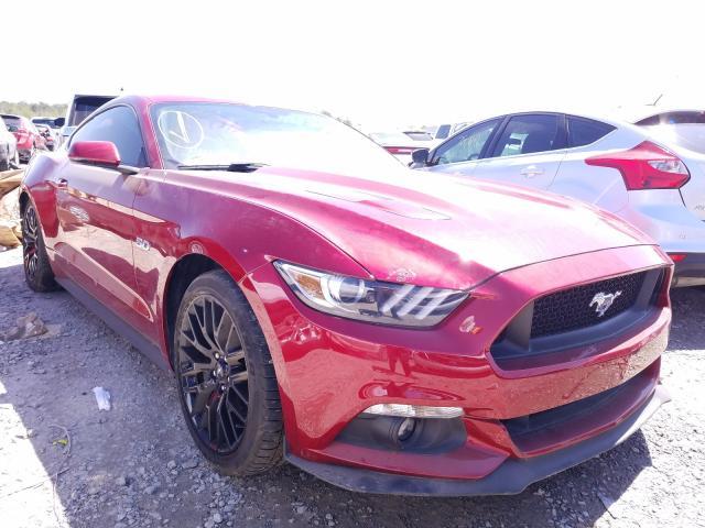 2016 Ford Mustang GT en venta en Houston, TX