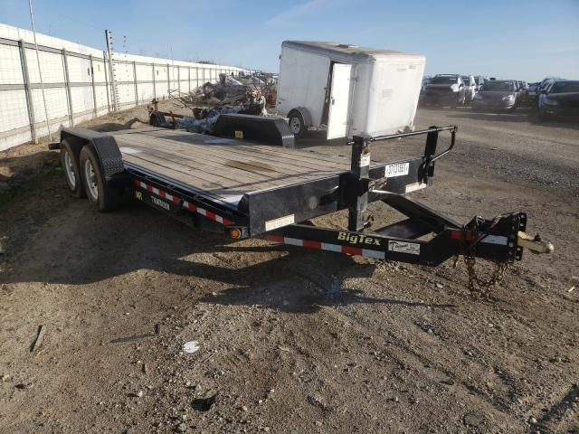 Big Tex salvage cars for sale: 2018 Big Tex Trailer