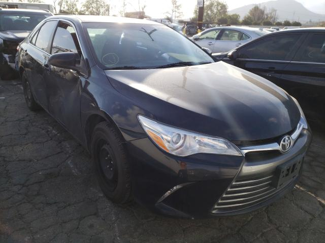 Salvage cars for sale from Copart Colton, CA: 2017 Toyota Camry LE