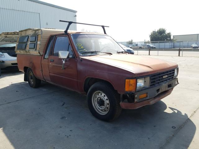 Salvage cars for sale from Copart Sacramento, CA: 1984 Toyota Pickup XTR