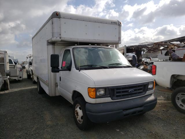 Ford E450 salvage cars for sale: 2006 Ford E450