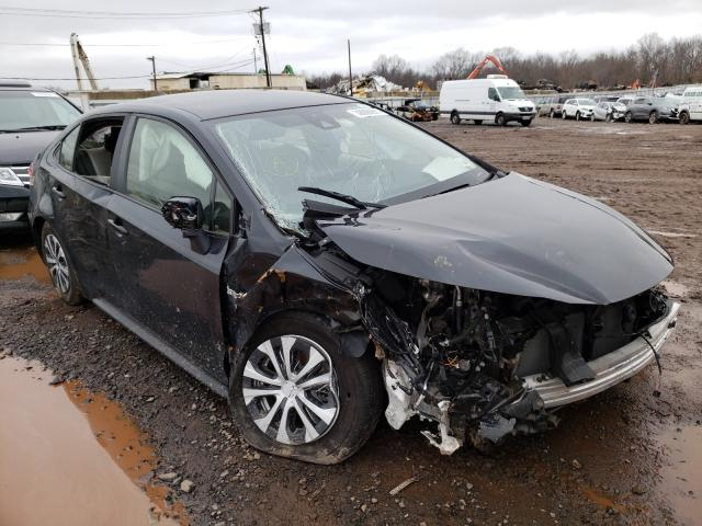 Salvage cars for sale from Copart Grantville, PA: 2020 Toyota Corolla LE