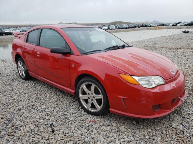 Salvage cars for sale from Copart Magna, UT: 2005 Saturn Ion Redlin
