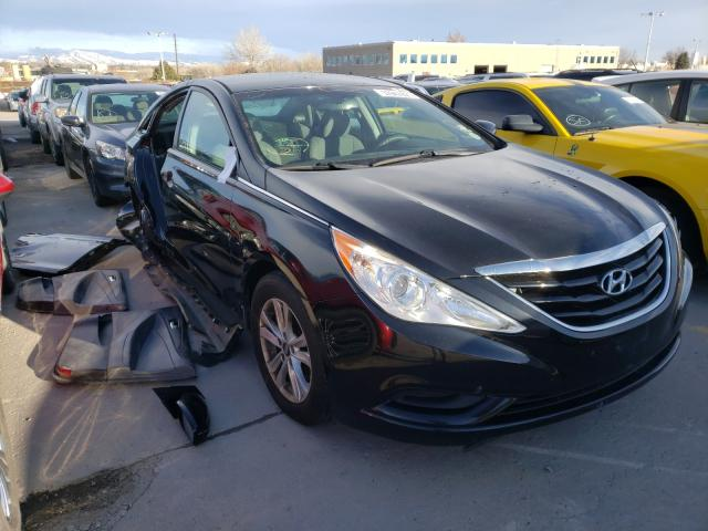 Hyundai salvage cars for sale: 2012 Hyundai Sonata GLS