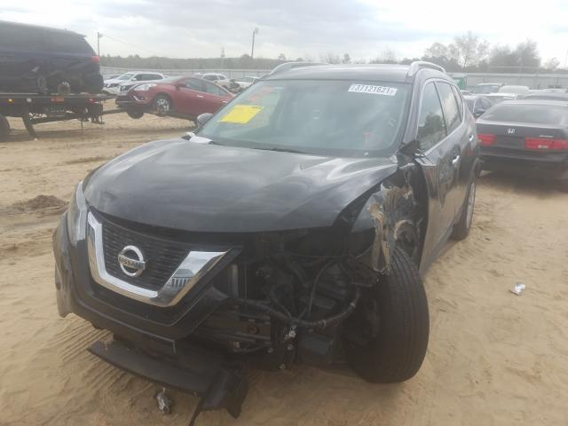2017 NISSAN ROGUE S - Left Front View