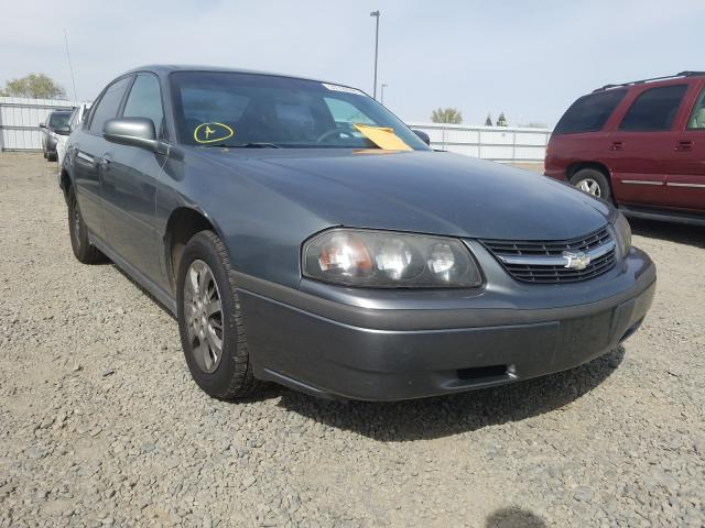 Chevrolet Impala salvage cars for sale: 2005 Chevrolet Impala