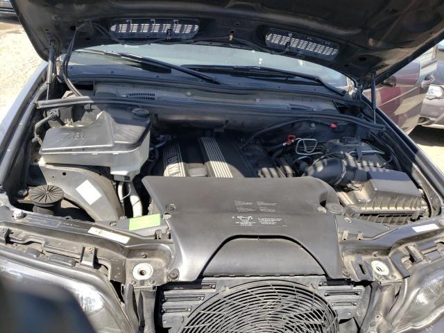 2003 BMW X5 3.0I - Interior View