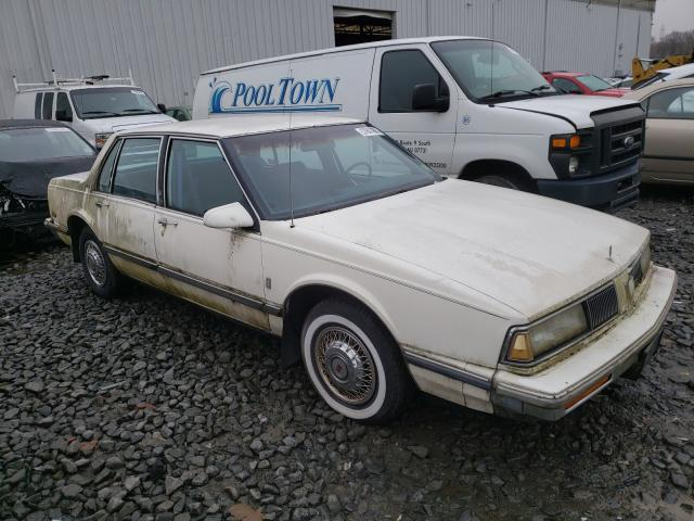 Oldsmobile salvage cars for sale: 1988 Oldsmobile Delta 88 R
