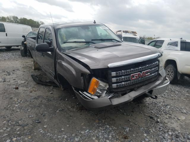Salvage cars for sale from Copart Montgomery, AL: 2012 GMC Sierra K25