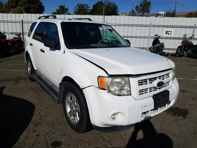 Salvage cars for sale from Copart Vallejo, CA: 2009 Ford Escape Hybrid
