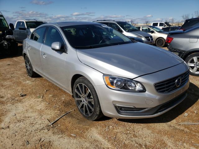 Salvage cars for sale at Bridgeton, MO auction: 2018 Volvo S60 Premium