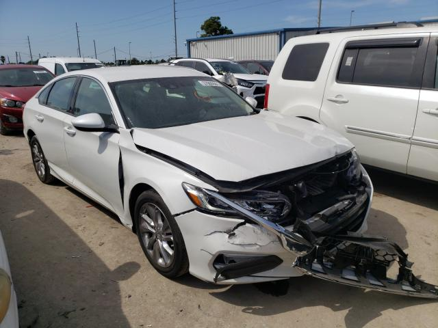 2019 HONDA ACCORD LX 1HGCV1F13KA157847