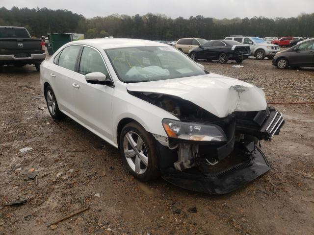 Salvage cars for sale from Copart Florence, MS: 2012 Volkswagen Passat SE