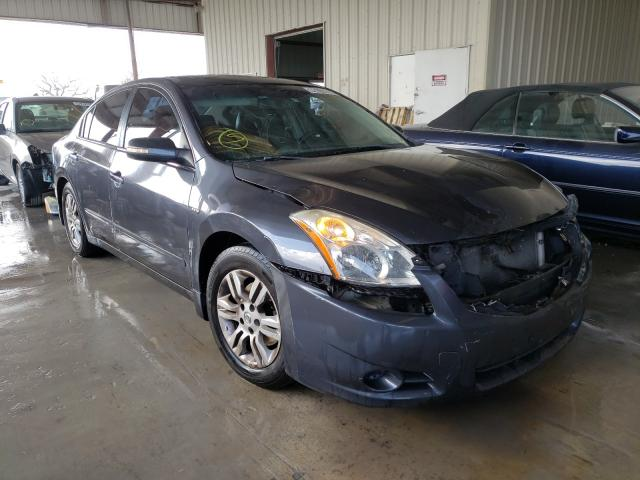 Salvage cars for sale from Copart Homestead, FL: 2010 Nissan Altima Base