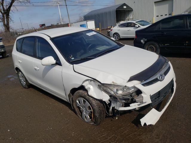 Salvage cars for sale from Copart Montreal Est, QC: 2011 Hyundai Elantra TO