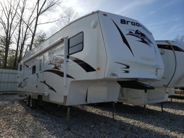 Sunnybrook salvage cars for sale: 2010 Sunnybrook 5th Wheel