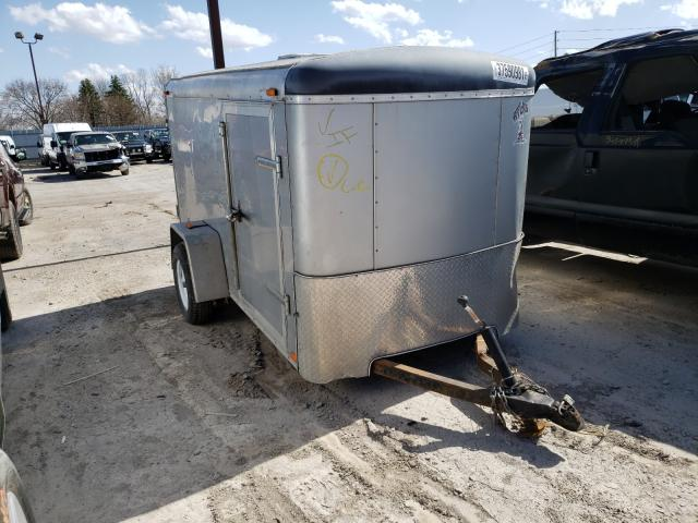Atla Trailer salvage cars for sale: 2012 Atla Trailer
