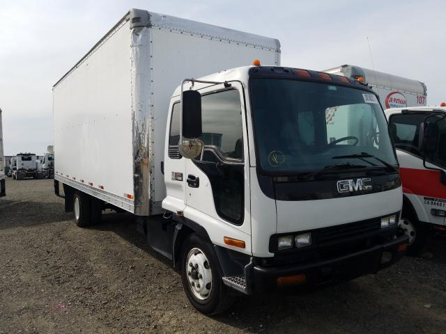 Salvage cars for sale from Copart Sacramento, CA: 2004 GMC WT5500