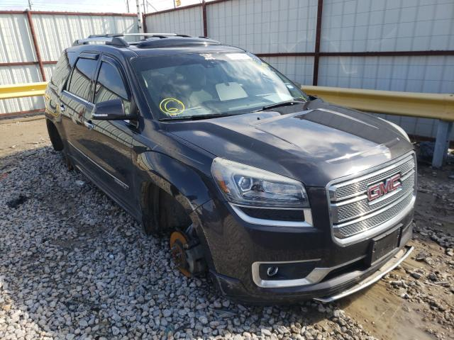 GMC salvage cars for sale: 2016 GMC Acadia DEN