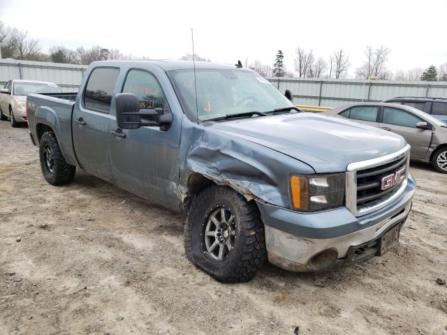 Salvage cars for sale from Copart Chatham, VA: 2011 GMC Sierra K15