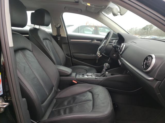 2015 AUDI A3 PREMIUM - Left Rear View