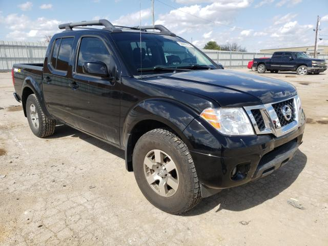 Salvage cars for sale from Copart Lexington, KY: 2013 Nissan Frontier S