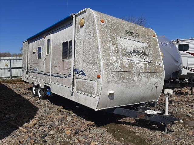 Keystone Vehiculos salvage en venta: 2002 Keystone Travel Trailer
