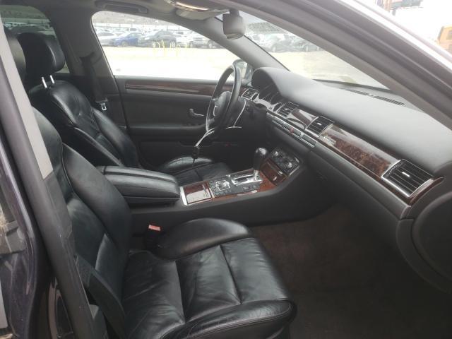 2005 AUDI A8 L QUATT - Left Rear View