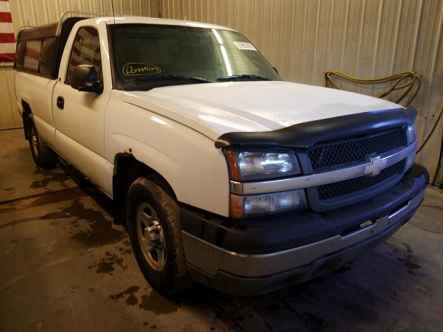Salvage cars for sale from Copart Avon, MN: 2004 Chevrolet Silverado