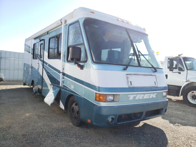 Salvage cars for sale from Copart Anderson, CA: 2001 Safari Trek