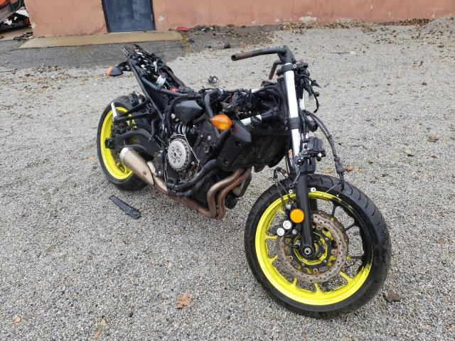 2018 Yamaha MT07 for sale in North Billerica, MA