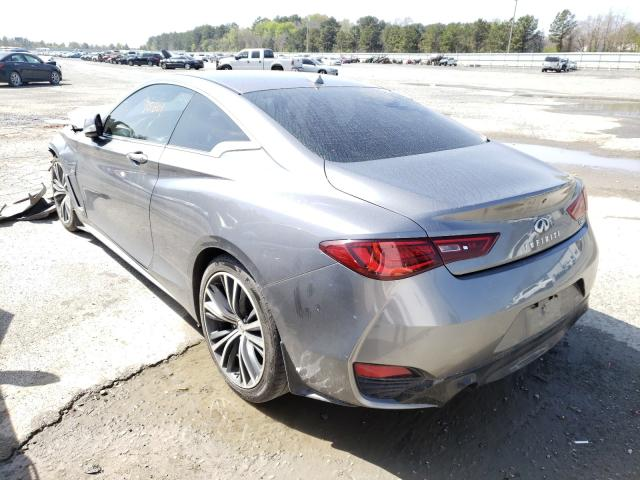 2018 INFINITI Q60 LUXE 3 - Right Front View