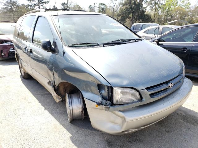 2000 Toyota Sienna LE for sale in Savannah, GA