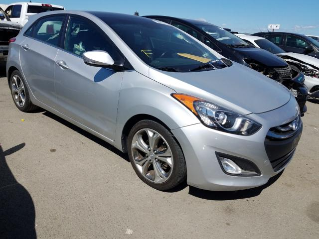 Salvage cars for sale from Copart Martinez, CA: 2013 Hyundai Elantra GT