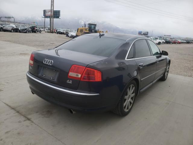 2005 AUDI A8 L QUATT - Right Rear View