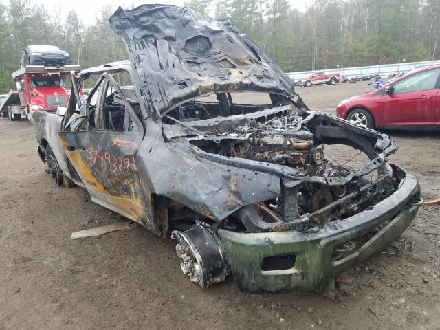 Salvage cars for sale from Copart Lyman, ME: 2014 Dodge RAM 2500 SLT