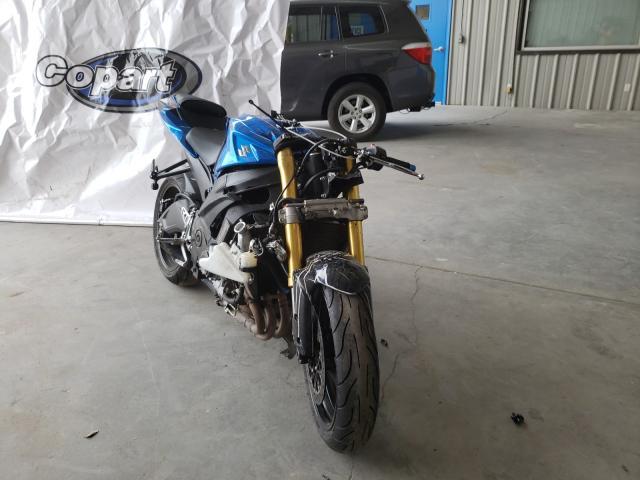 Salvage motorcycles for sale at Tucson, AZ auction: 2014 Suzuki GSX-R600