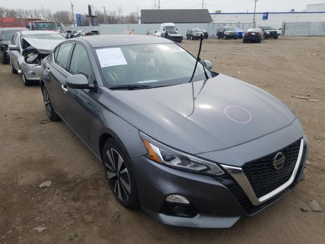 Salvage cars for sale from Copart Hammond, IN: 2019 Nissan Altima SL