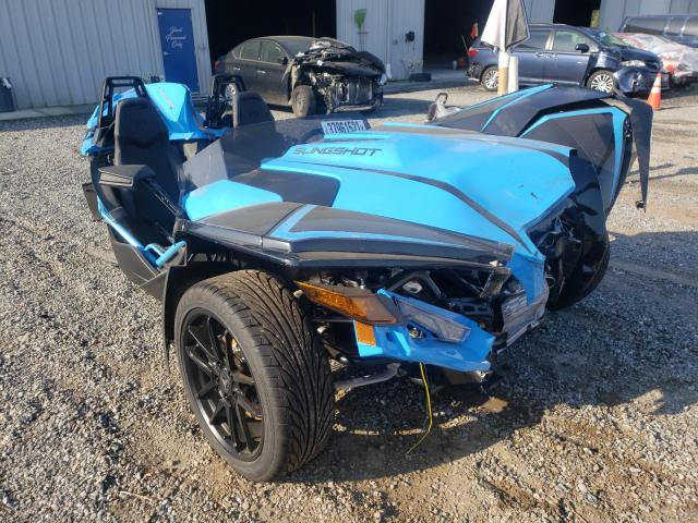 Salvage cars for sale from Copart Jacksonville, FL: 2020 Polaris Slingshot
