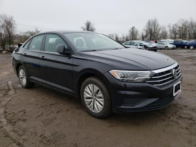 Salvage cars for sale from Copart Baltimore, MD: 2019 Volkswagen Jetta S