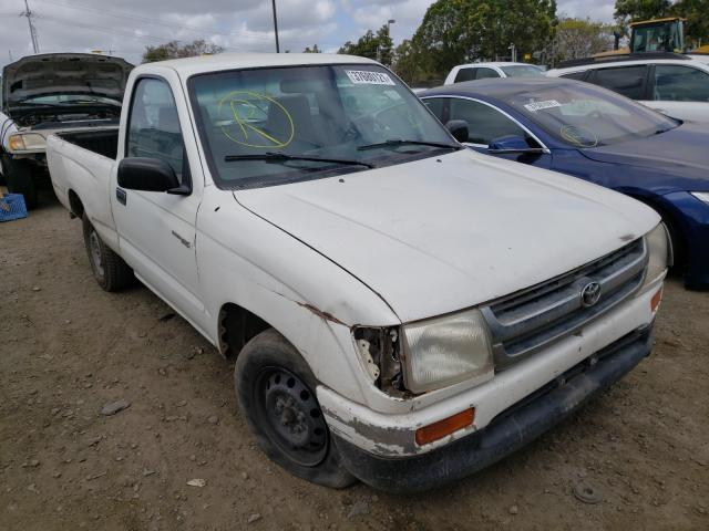 Salvage cars for sale from Copart San Diego, CA: 1997 Toyota Tacoma