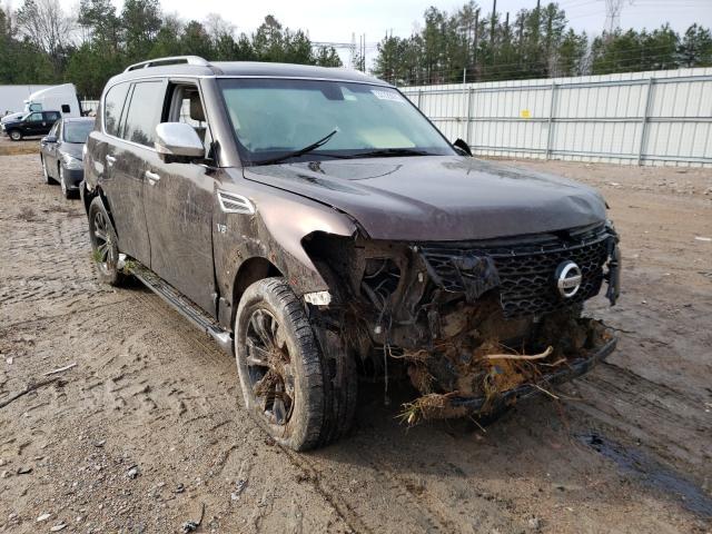 Nissan Armada salvage cars for sale: 2017 Nissan Armada