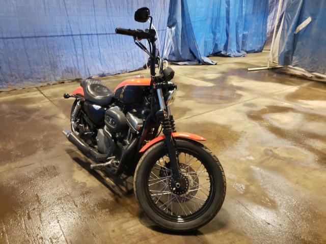 2008 Harley-Davidson XL1200 N for sale in Columbia Station, OH