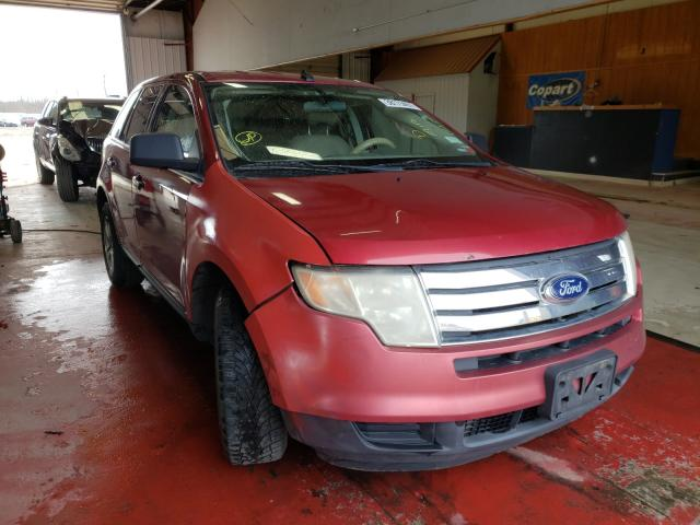 Salvage 2007 FORD EDGE - Small image. Lot 38173451
