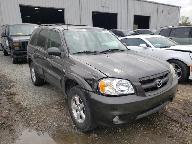 Vehiculos salvage en venta de Copart Jacksonville, FL: 2006 Mazda Tribute