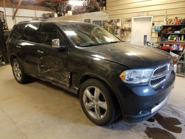 Dodge salvage cars for sale: 2011 Dodge Durango CI
