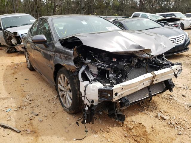 Salvage cars for sale from Copart Austell, GA: 2020 Toyota Camry LE
