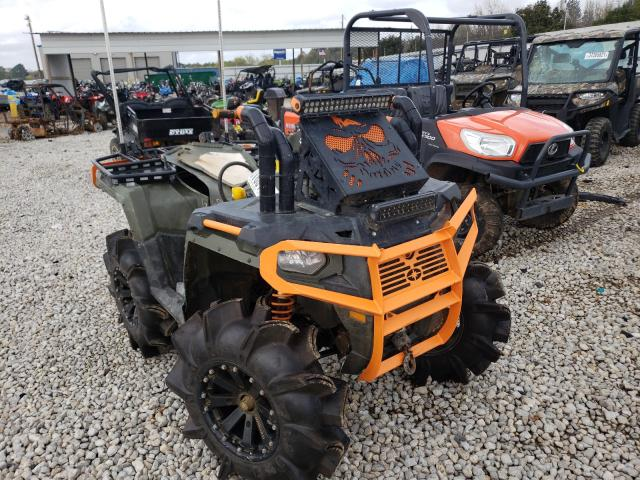 Salvage cars for sale from Copart Memphis, TN: 2015 Polaris Sportsman