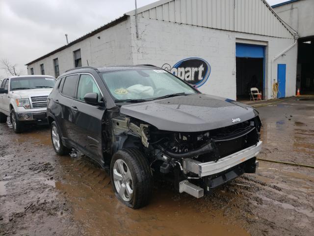 Salvage cars for sale from Copart Hillsborough, NJ: 2019 Jeep Compass LA