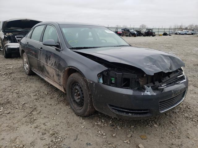 Salvage cars for sale from Copart Appleton, WI: 2011 Chevrolet Impala LS